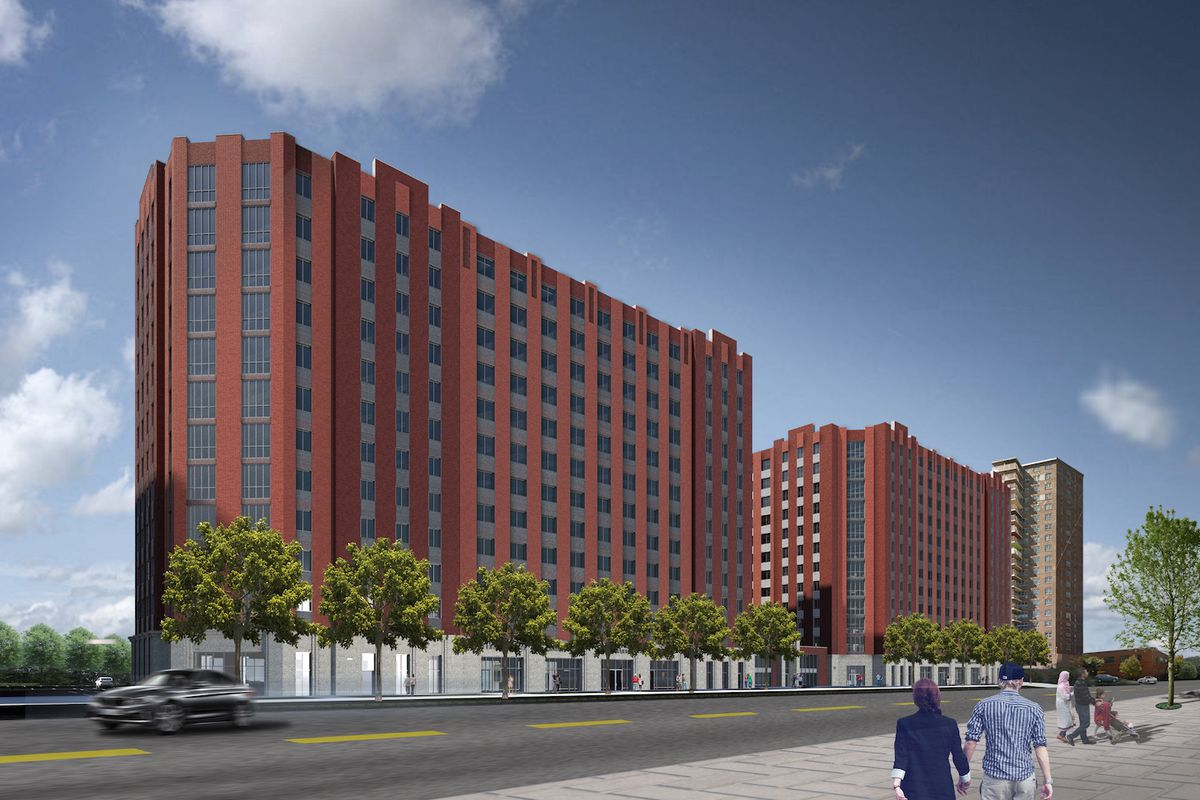 In Soundview 211 Affordable Apartments Up For Grabs From 865month