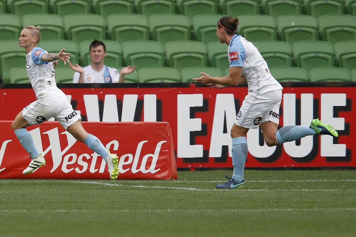 W-League Rd 8 - Melbourne City v Perth