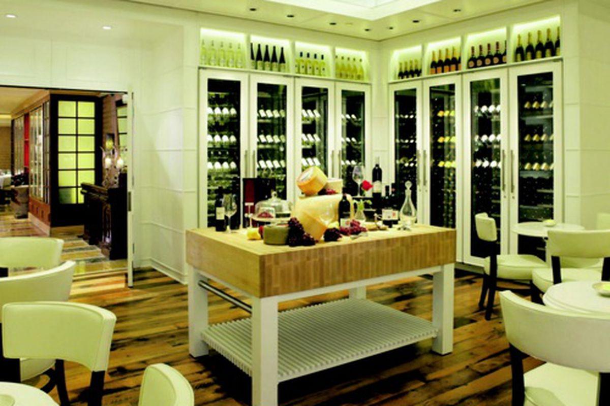 Onda Ristorante & Wine Lounge at the Mirage.