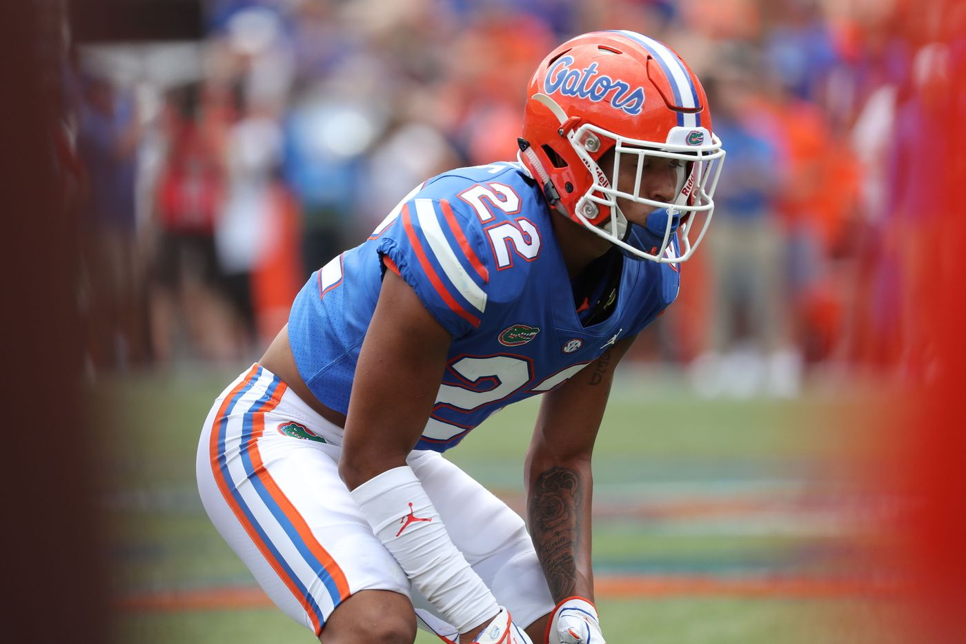 ffbb77beb875 Reports  Florida freshman CB Chris Steele enters transfer portal -  Alligator Army