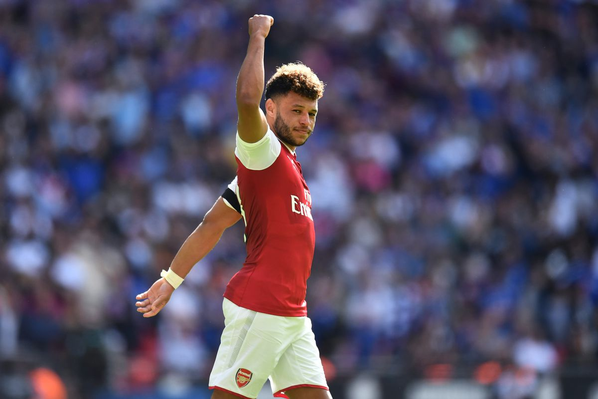 Arsene Wenger: 'Alex Oxlade-Chamberlain continuing to mature'