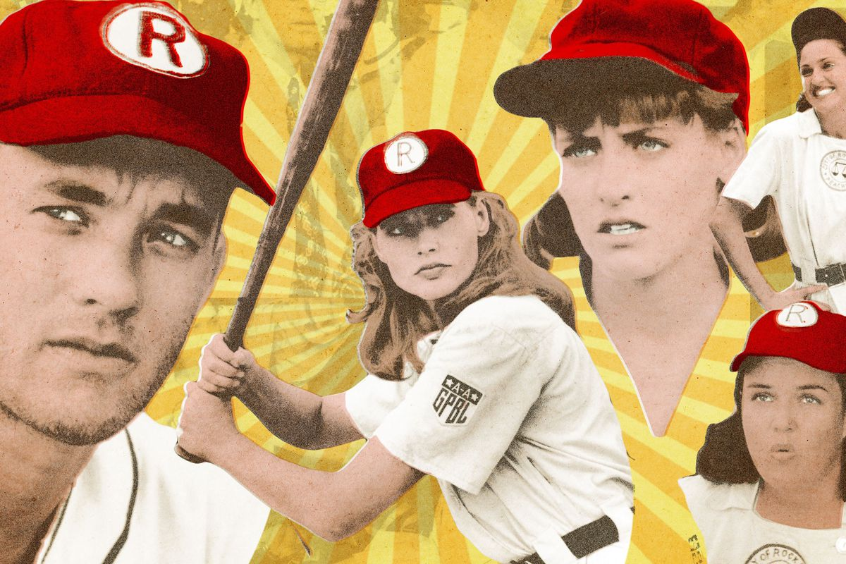 db6c289bdabd8 A League of Their Own  Is an All-Time Great Sports Film - The Ringer