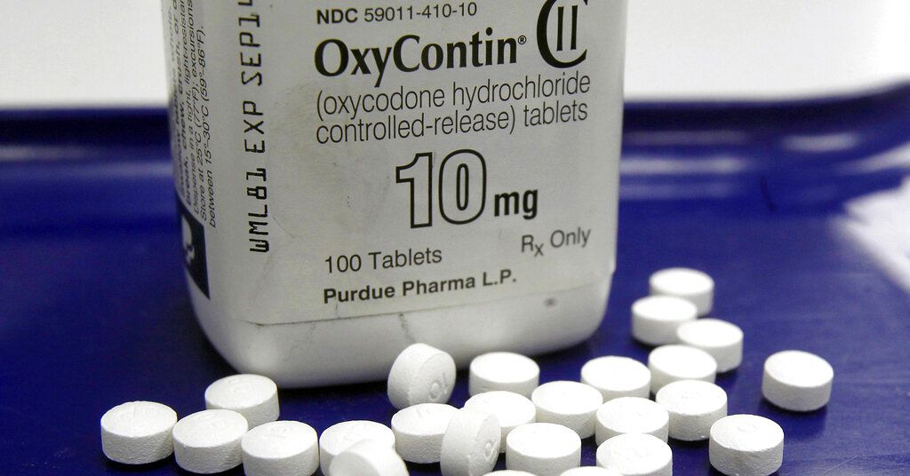 Purdue Pharma, OxyContin maker, reaches tentative settlement