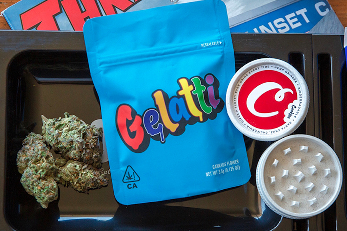 Cookies' Gelati strain will be available in Illinois early next year.