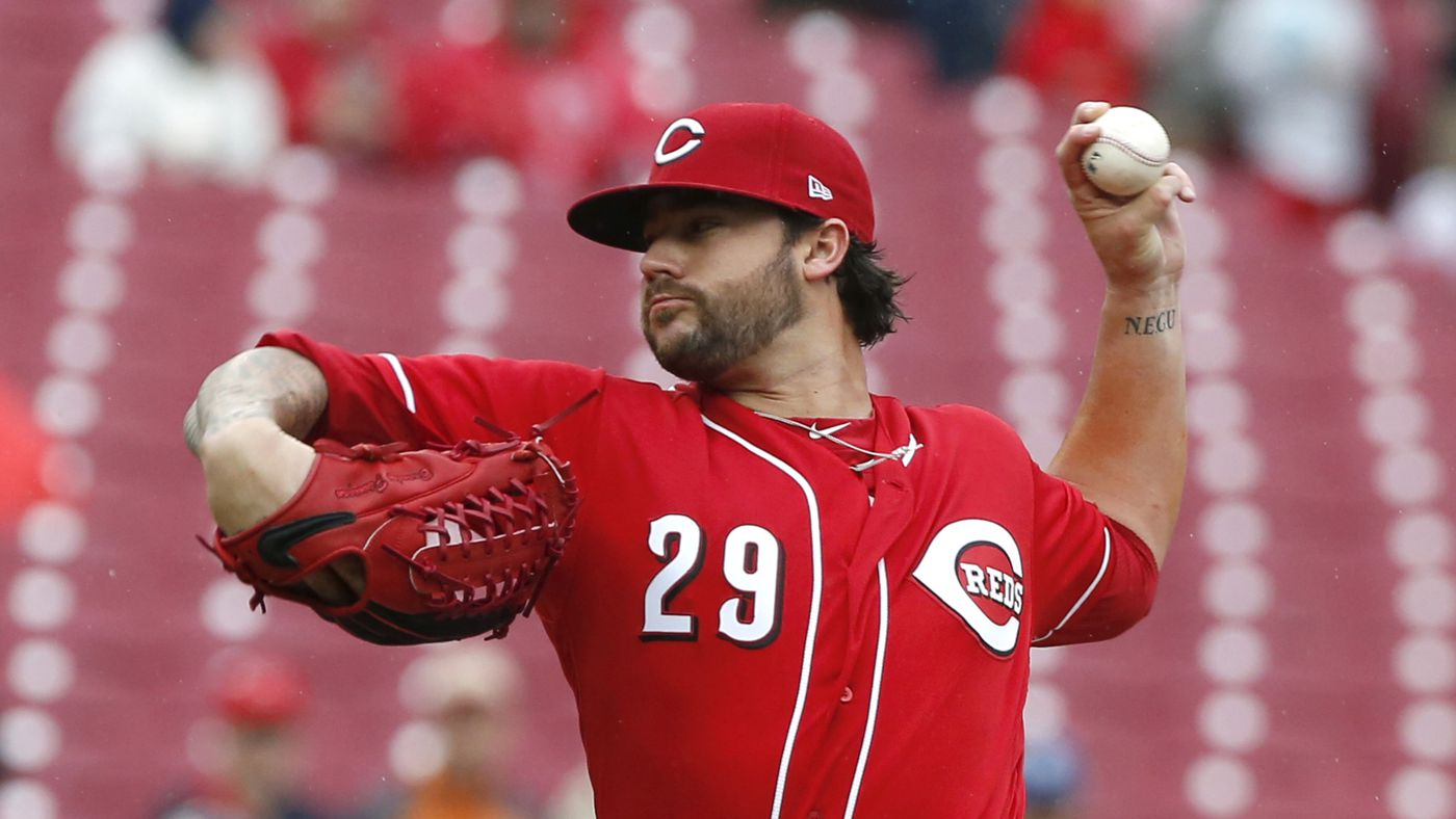 Could a Brandon Finnegan reunion in Kansas City be possible ...