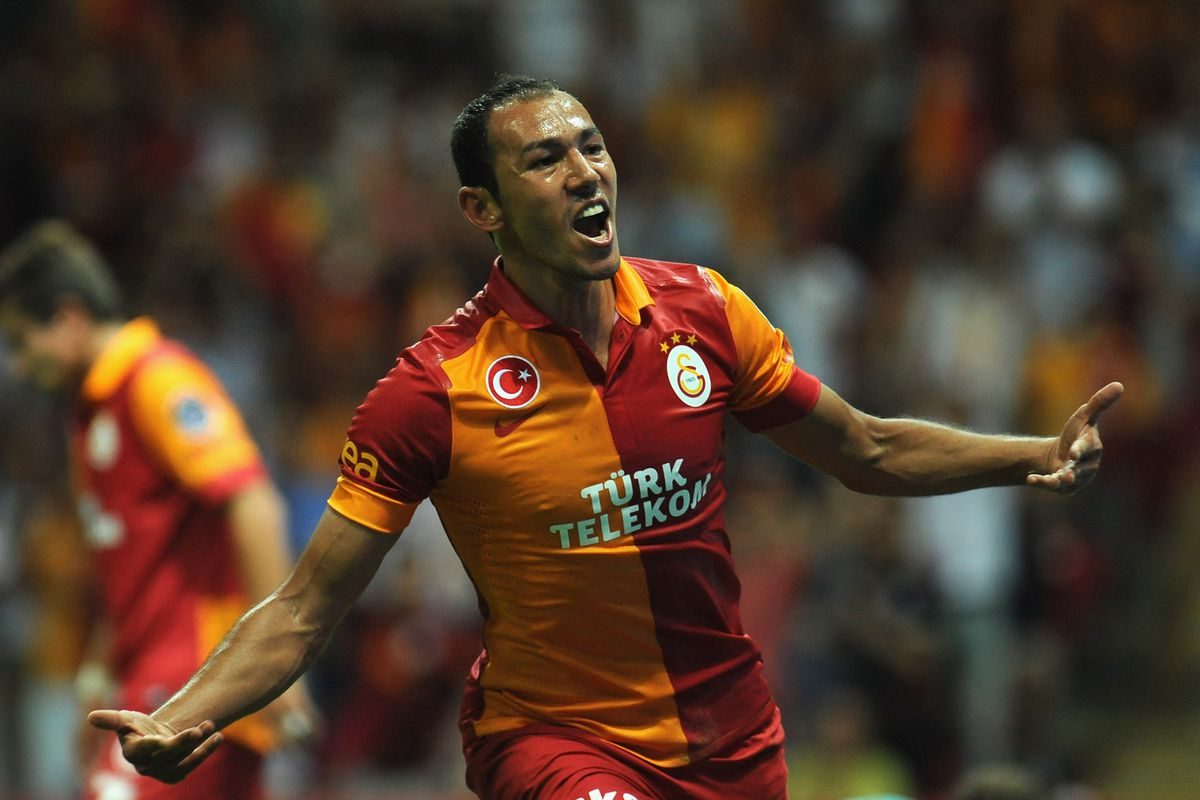 Umut Bulut has bagged five goals already in just four league matches this season.