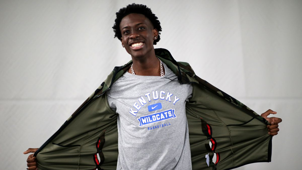 Terrence Clarke Announces Attendance at University of Kentucky