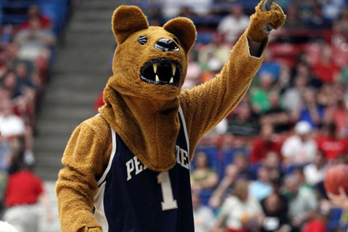 This is, ostensibly, a Nittany Lion.