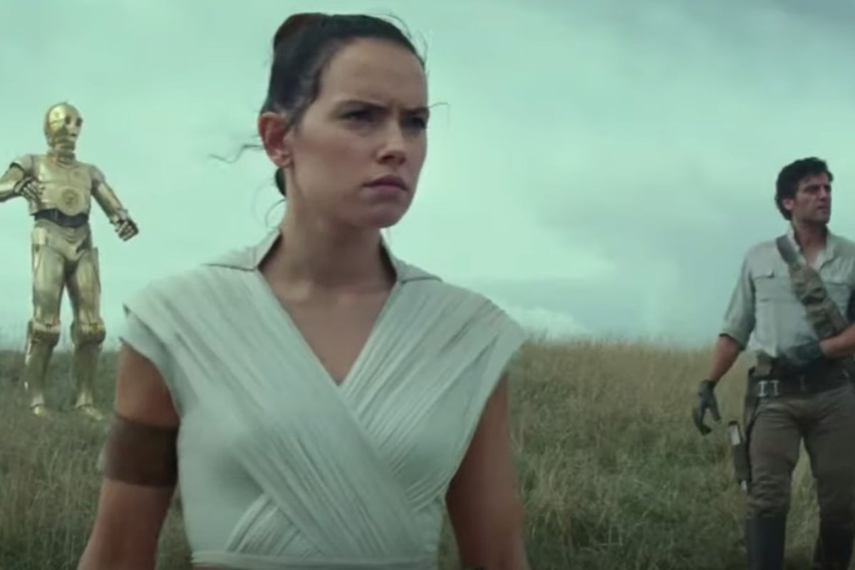 """Now that the first trailer for """"Star Wars: Episode IX"""" has been released, the mass still-by-still analysis by fans has begun, and some have already put forward some pretty compelling theories."""