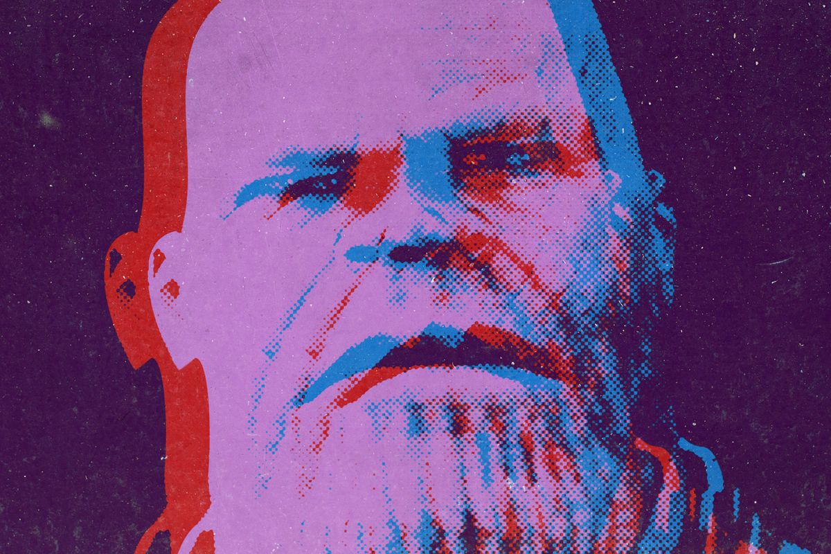 Does Thanos Have A Point The Ringer