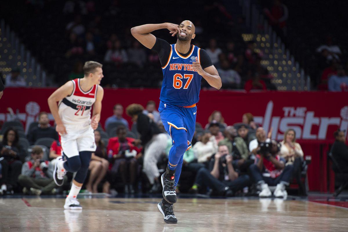 2019-20 Knicks Season Preview: Taj Gibson