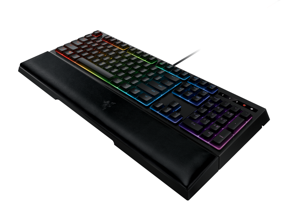 Razer Created The Clickiest Keyboard Of All Time And Now My Co