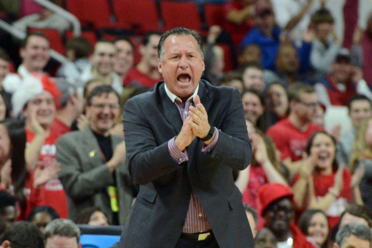 NCAA Basketball: Miami-Florida at North Carolina State