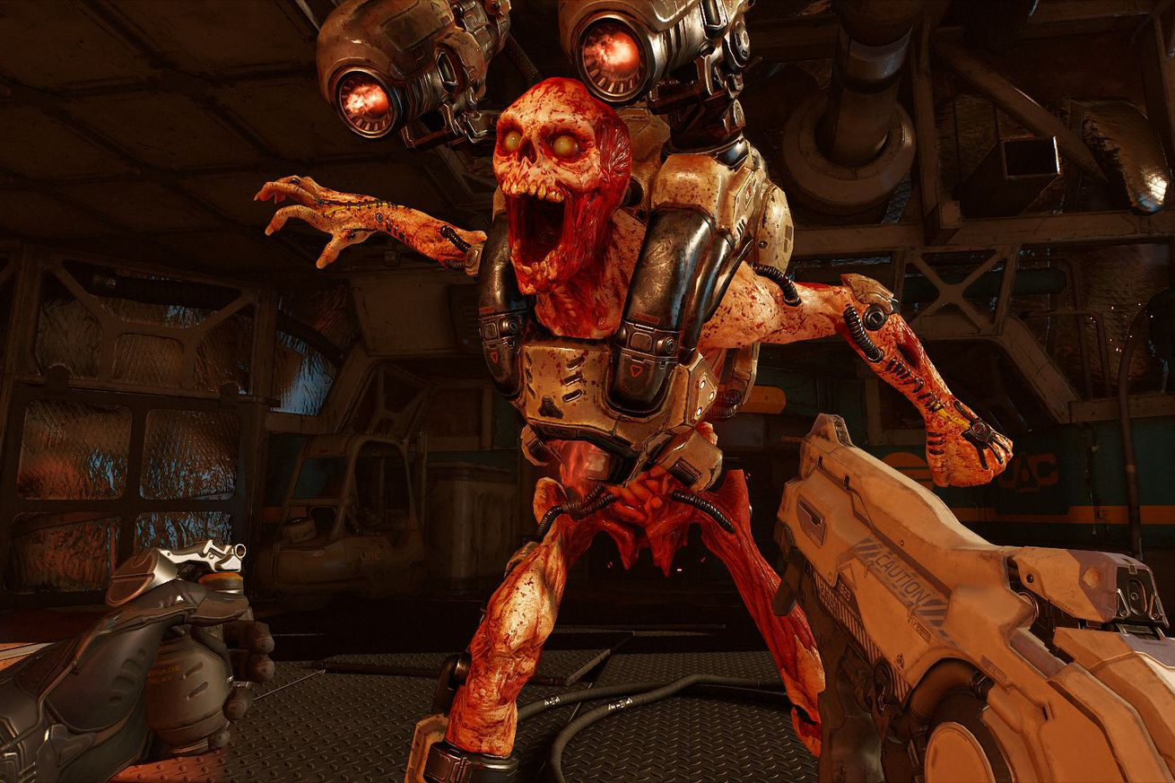 fallout doom and skyrim show the limits of blockbuster games in vr