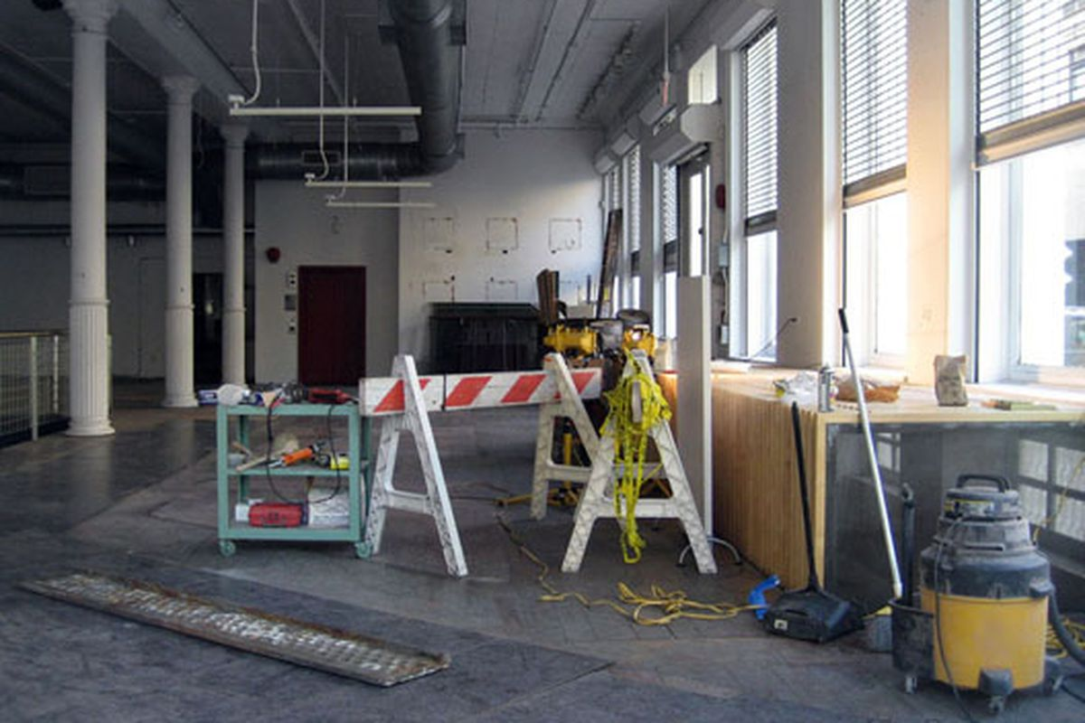 """Inside 109 Prince via <a href=""""http://theshophound.typepad.com/the_shophound/2010/04/shifts-in-soho-a-bit-more-about-ralph-laurens-mysterious-new-space.html?utm_source=feedburner&amp;utm_medium=feed&amp;utm_campaign=Feed%3A+TheShophound+%28The+Shoph"""