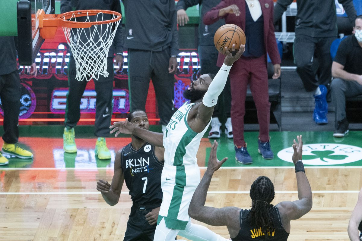 NBA: Brooklyn Nets at Boston Celtics