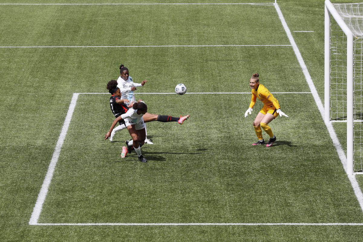 Soccer: NWSL Challenge Cup-NY/NJ Gotham FC at Portland Thorns FC