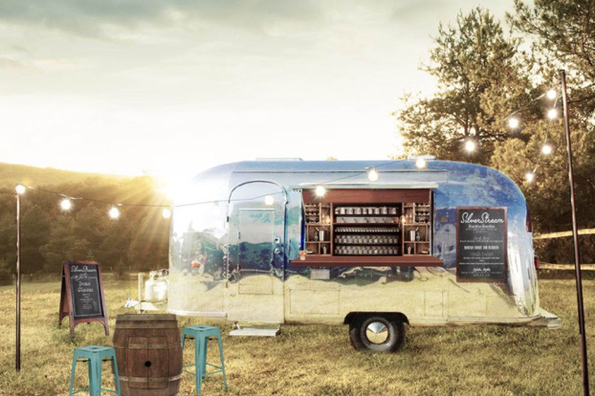 Book This Airstream For Pretty Much Any Event Photo SilverStream
