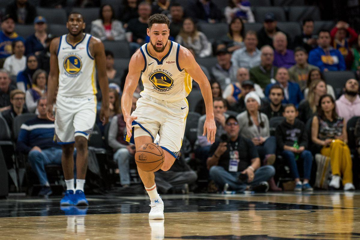 NBA: Golden State Warriors at Sacramento Kings