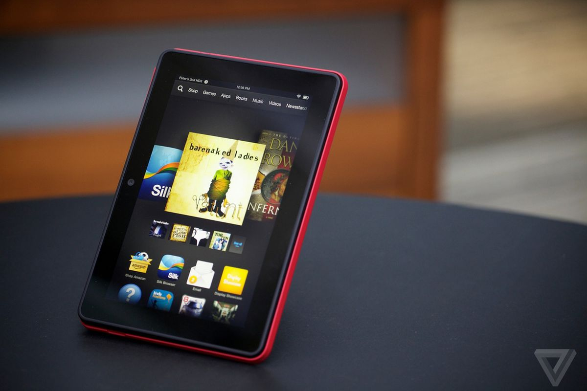 Amazon is giving Kindle Fire owners 6 free months of The Washington