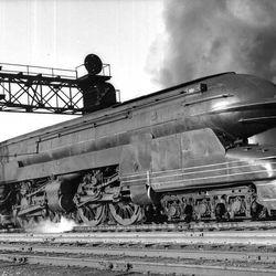 PRR S1 locomotive
