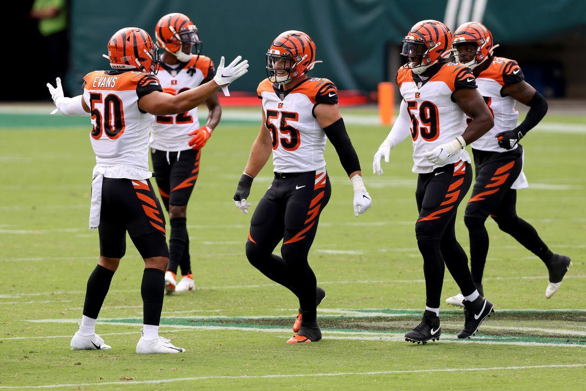 Cincinnati Bengals v Philadelphia Eagles