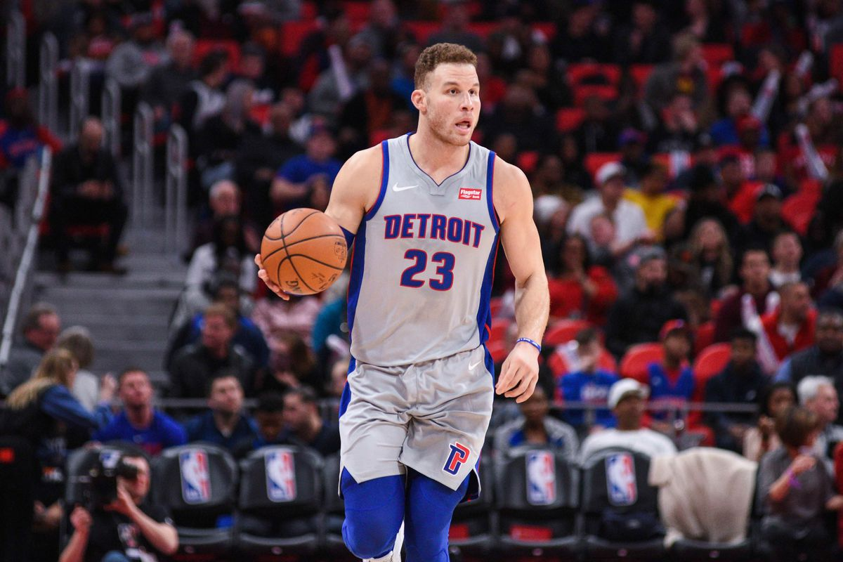 NBA scores 2018  Blake Griffin s still not over getting traded ... 48a4522eb