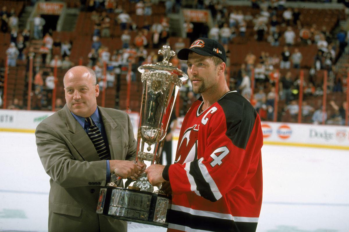 Professional NHL Hockey Celebration