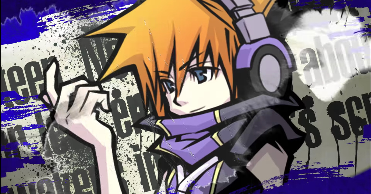The World Ends With You comes to Switch in October