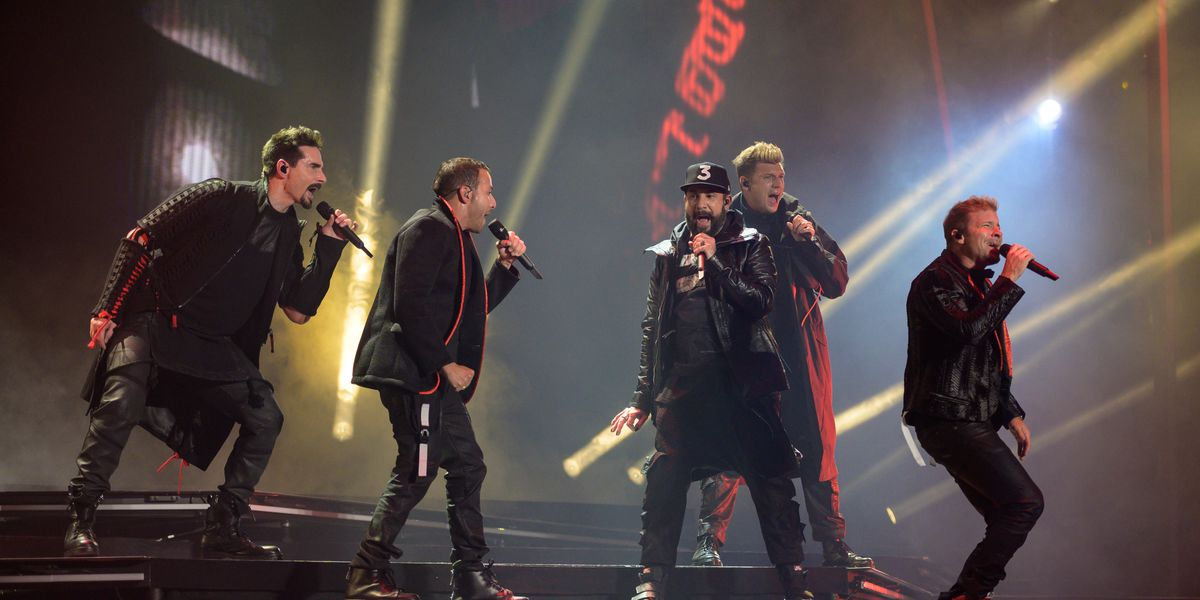 The Backstreet Boys Will Show up at an Old Montreal Club Tonight