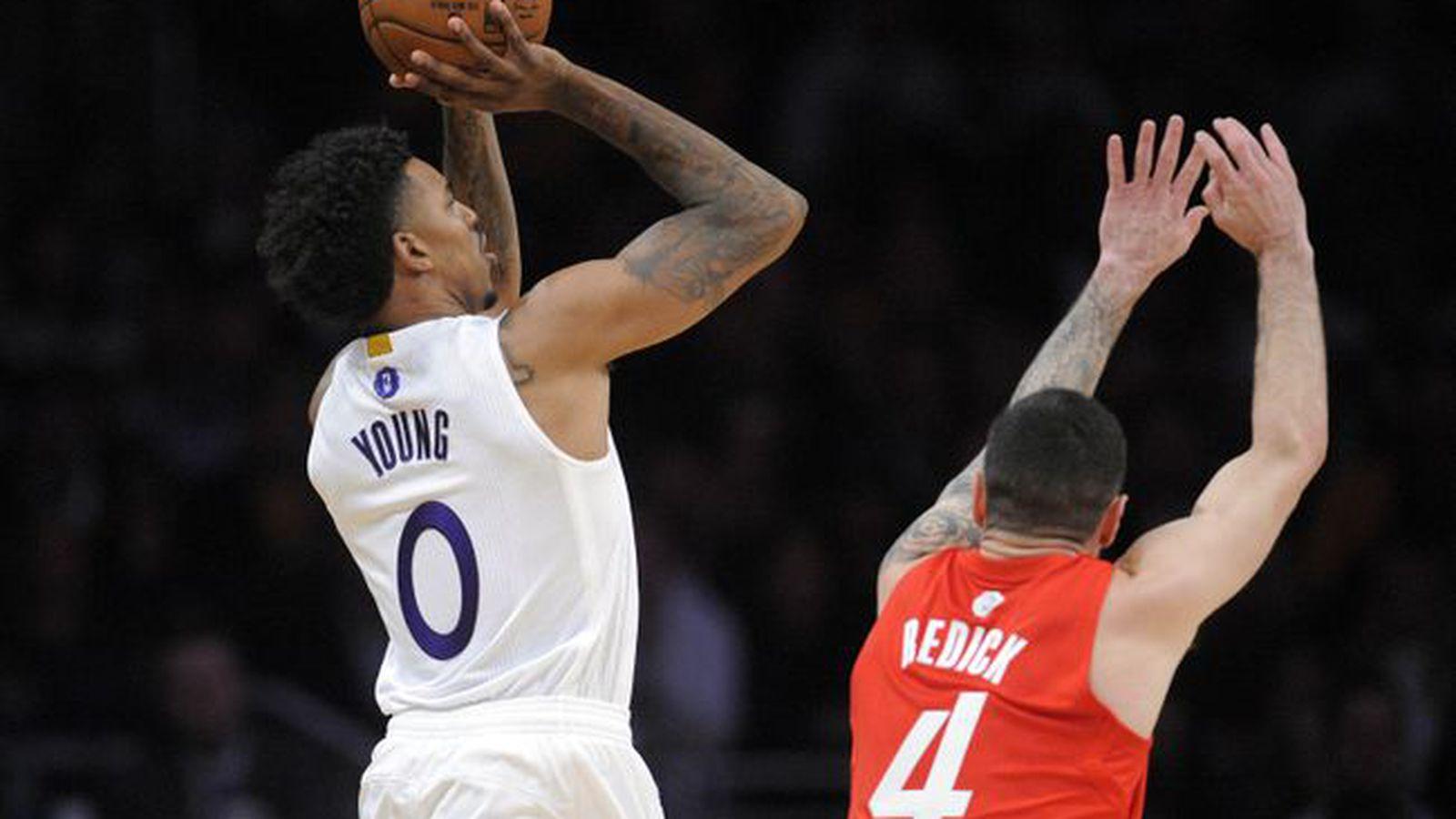Clippers Vs Lakers Nba Christmas 2016 Final Score