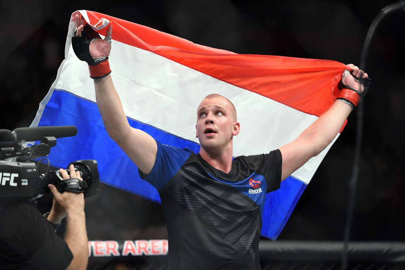 Stefan Struve vs. Alexander Volkov headlines UFC Fight Night event on Sept. 2 from Rotterdam