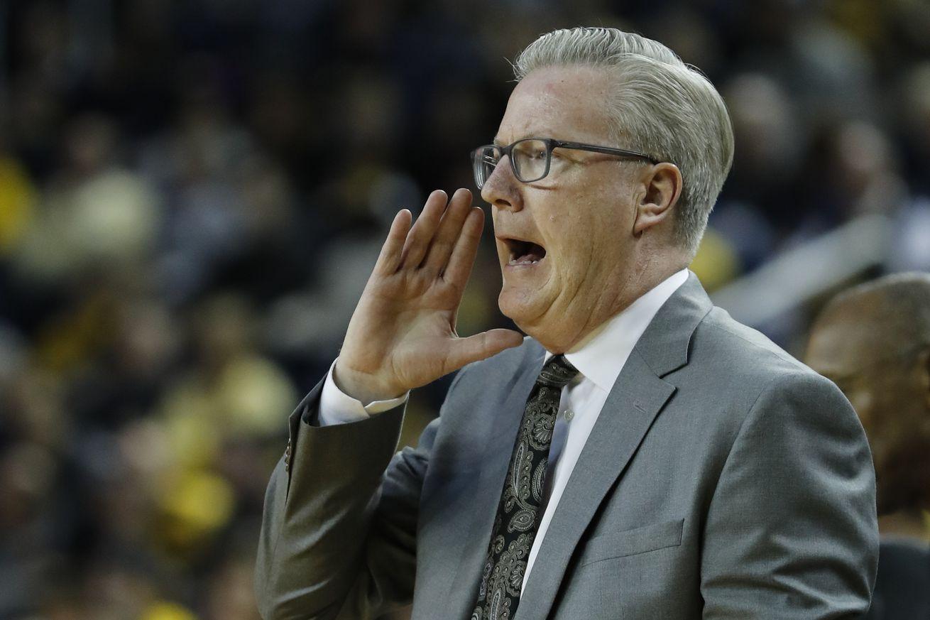 Big Ten Basketball Weekend Previews: Ranked Iowa. Ranked Penn State. WHAT?