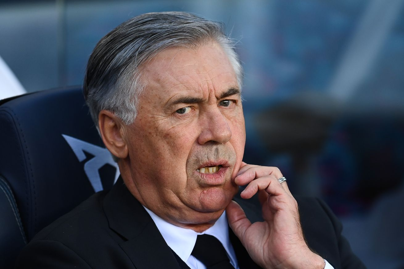 Ancelotti: ?Hazard is ready to play, but his coach prefers other players?