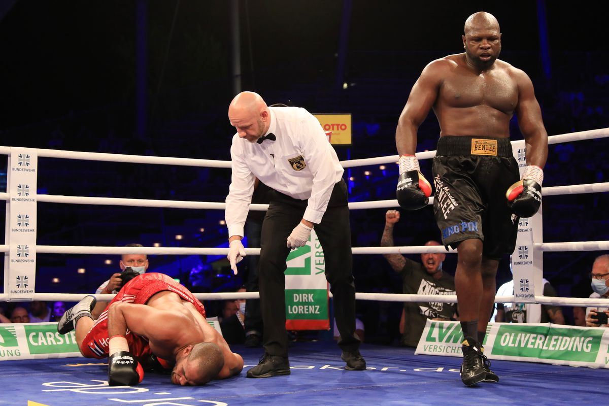 Boxing: Open-air fight evening on the Magdeburg lake stage...