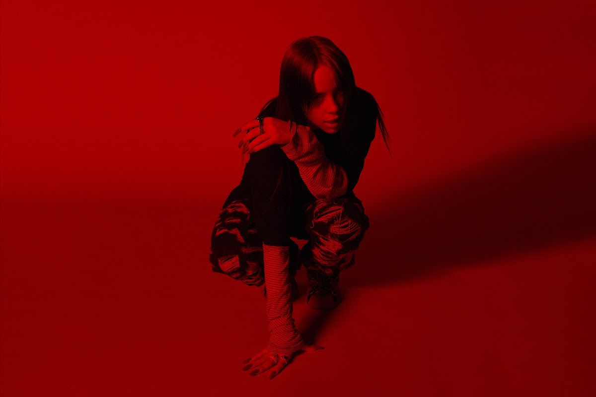 Image result for no time to die billie eilish