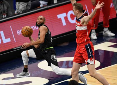 Washington Wizards v Minnesota Timberwolves