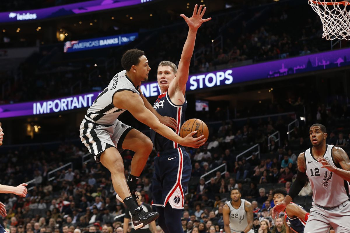 What we learned from the Spurs loss to the Wizards