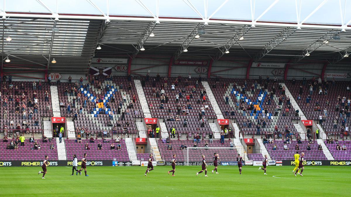 Heart of Midlothian v Cove Rangers