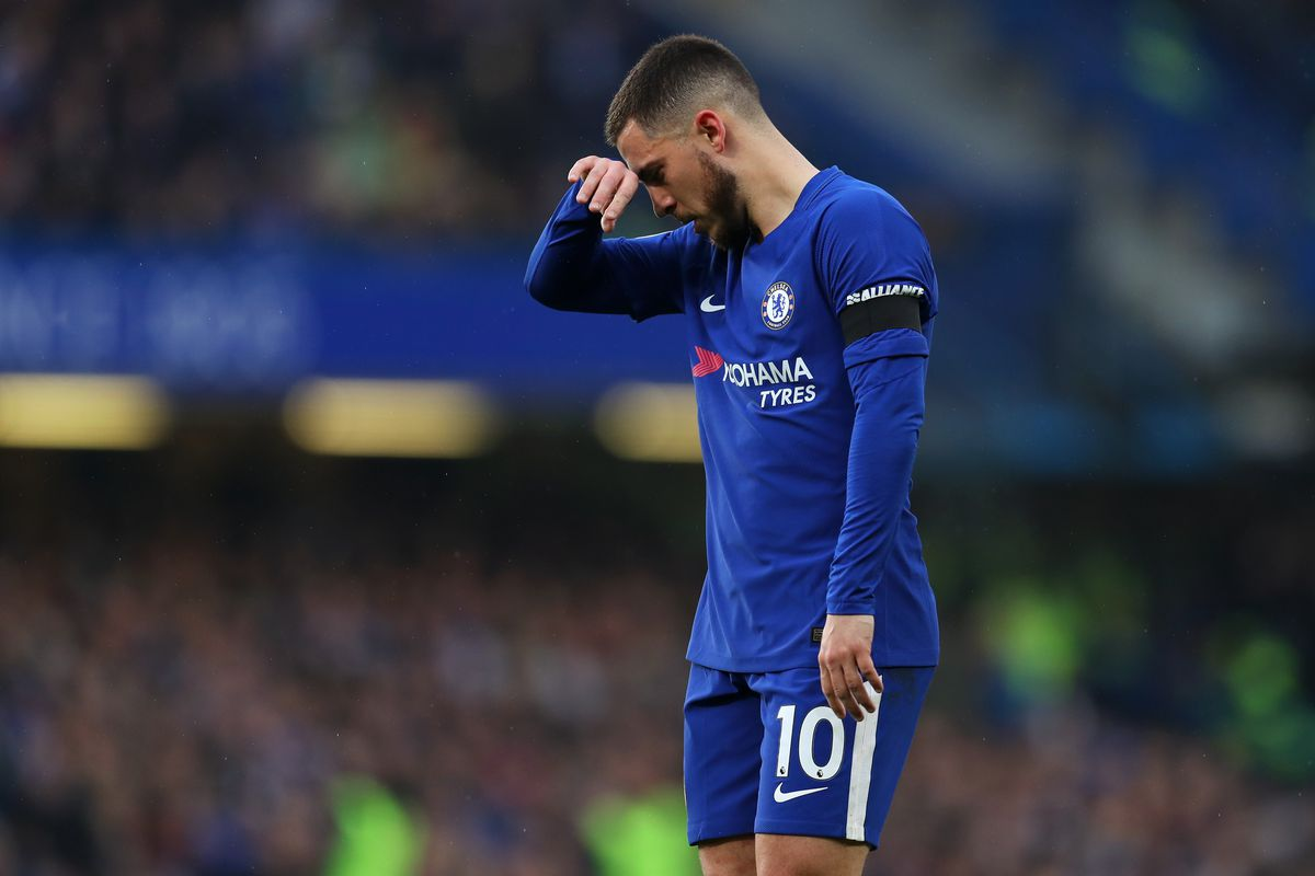 Chelsea star admits winning FA Cup 'not enough' to save season