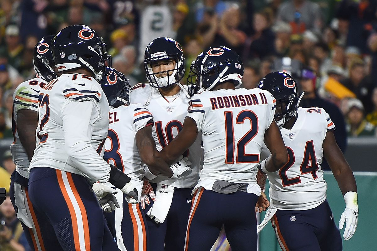 Monday Night Football Bears Vs Seahawks Game Time Tv Channels