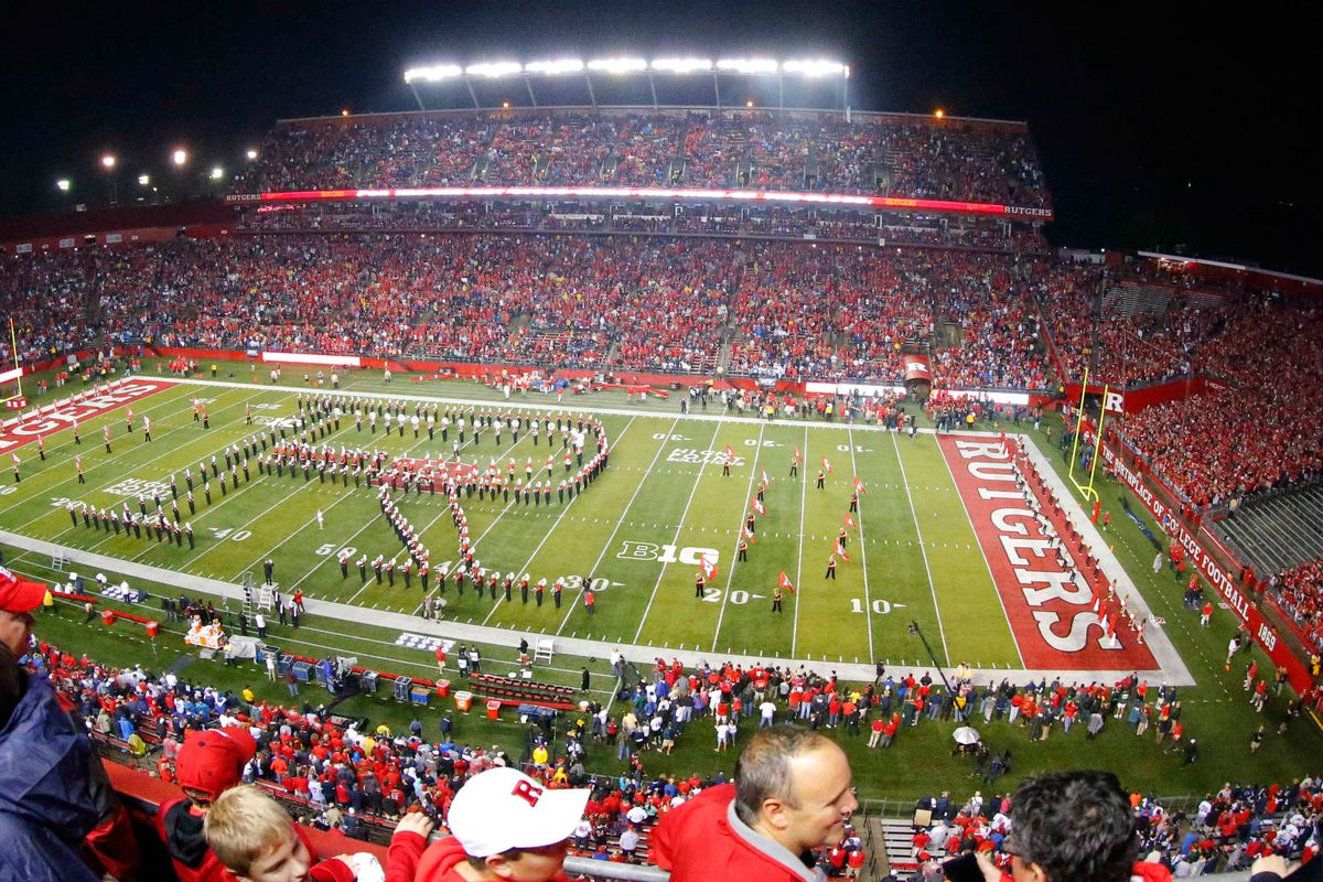 Rutgers football: How did RU get over 53,000 into HSS ...
