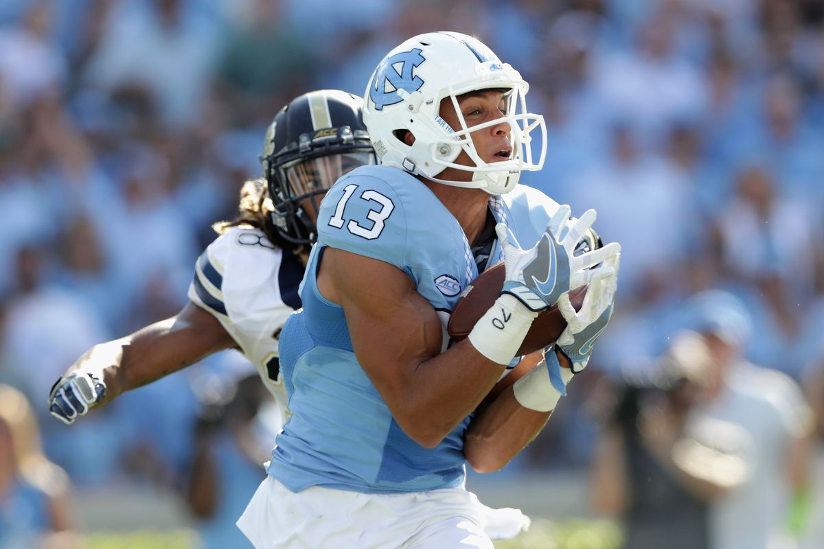 promo code 5302c 77424 NFL draft results 2017: Mack Hollins selected by the Eagles ...