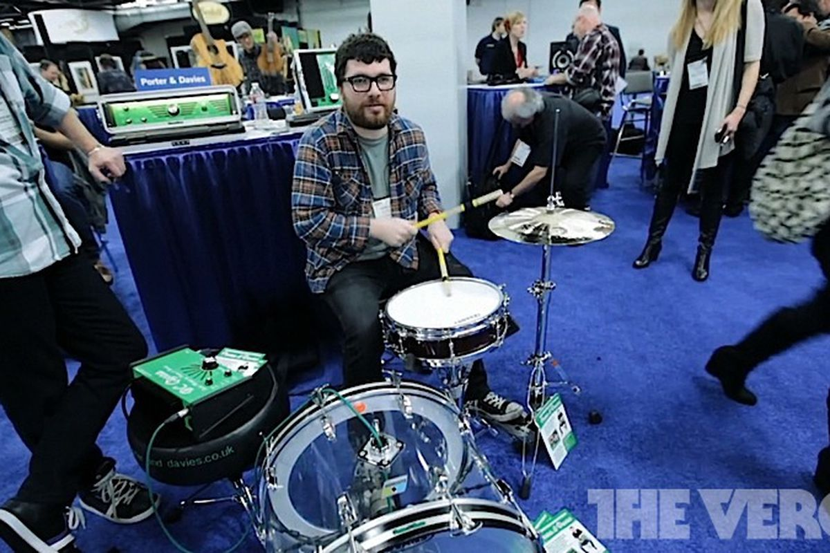 Joe the drummer