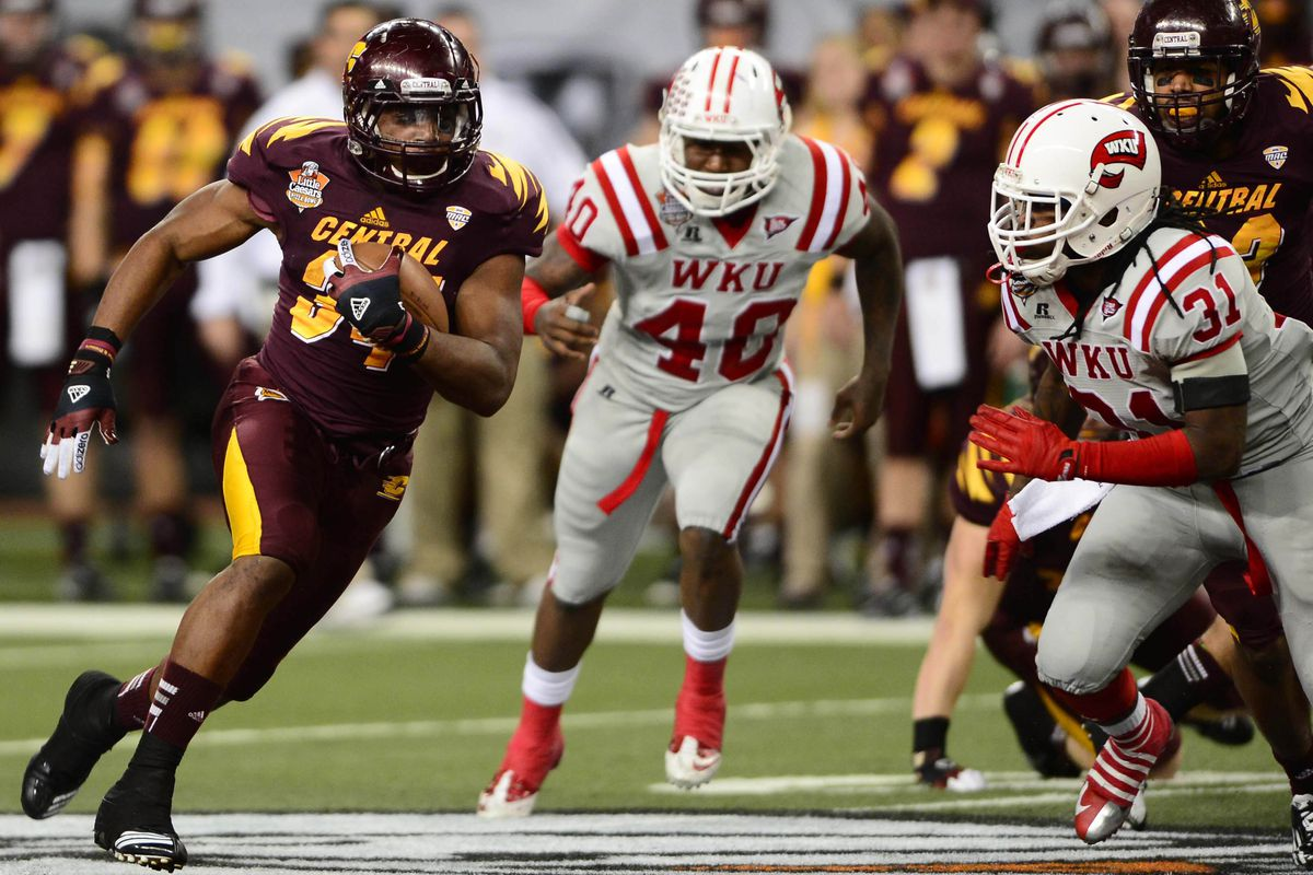 The last time these two met, CMU took home the hardware in the Little Caesar's Pizza Bowl.