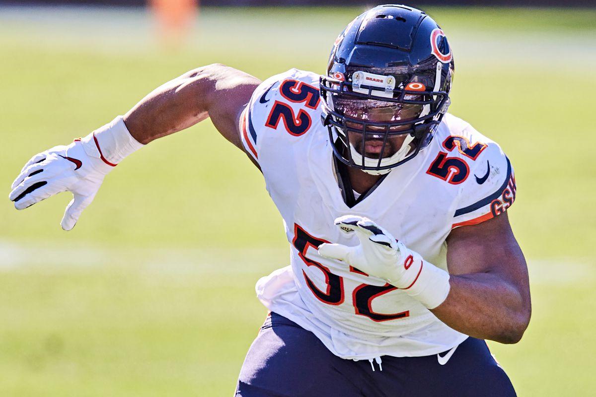 Chicago Bears v Jacksonville Jaguars