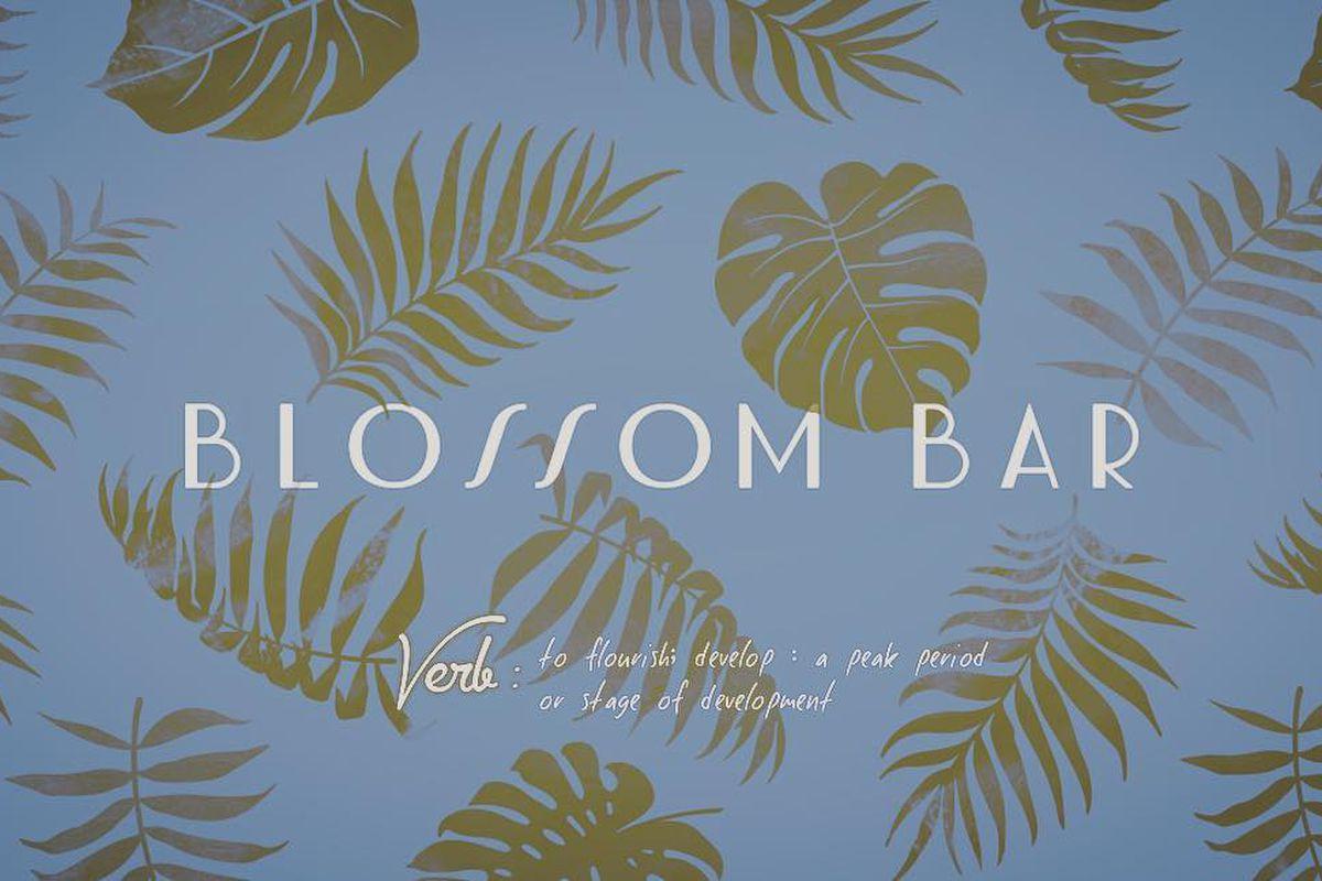 Blossom Bar logo
