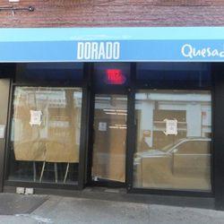 """Dorado via <a href=""""http://blogs.villagevoice.com/forkintheroad/2011/12/dorado_and_tortaria.php"""" rel=""""nofollow"""">FitR</a>"""