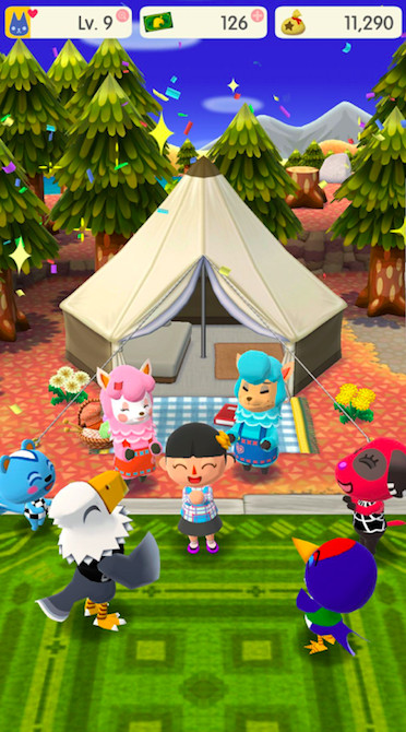 Animal Crossing Pocket Camp Is A Game That Helps Calm My