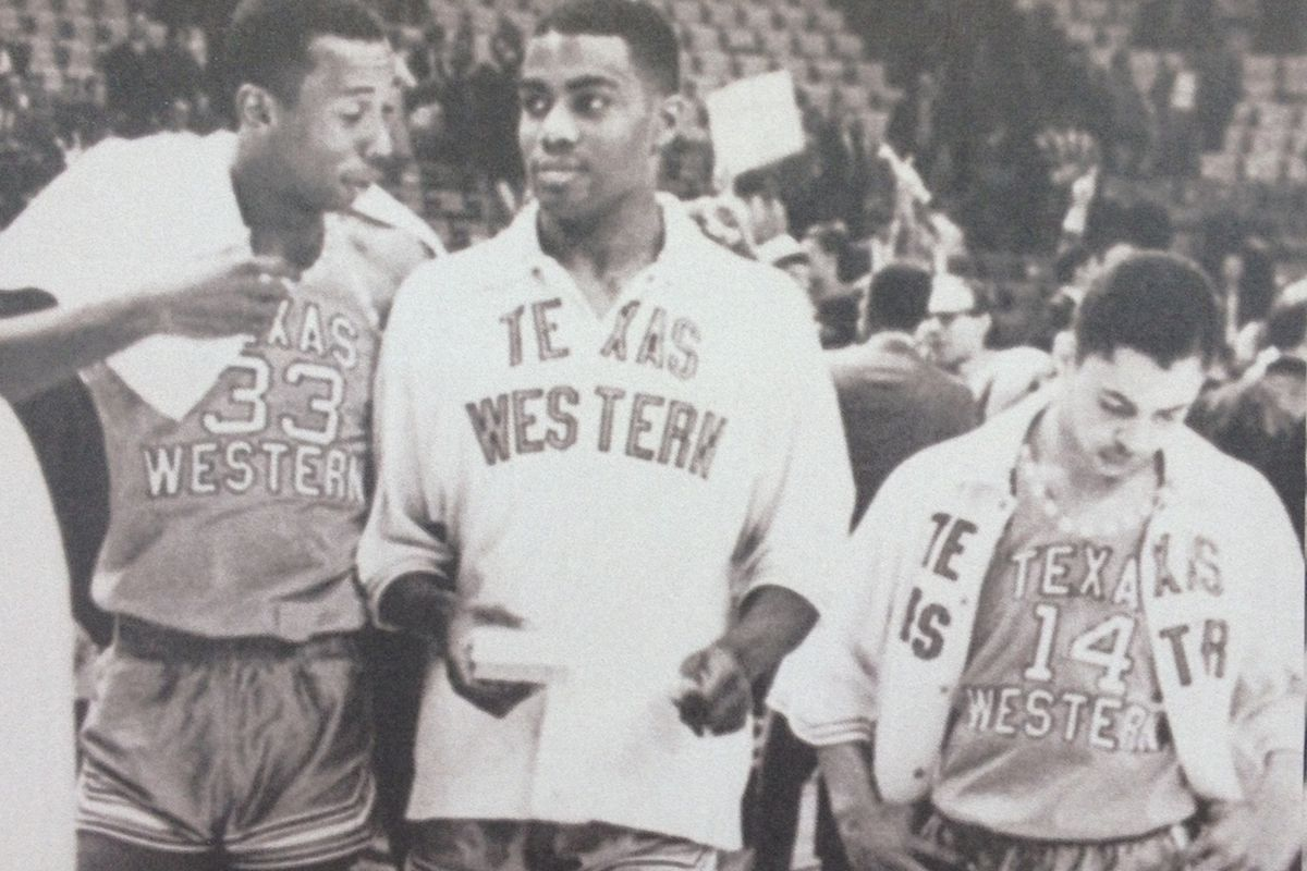 1966 Texas Western Miners